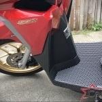 Запуск производства ковриков для скутеров