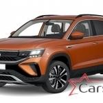 Коврики EVA для Volkswagen TAOS
