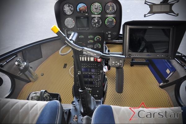 Начато производство ковриков для вертолётов