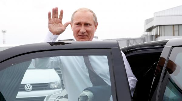 Поздравляем с ДР президента России!