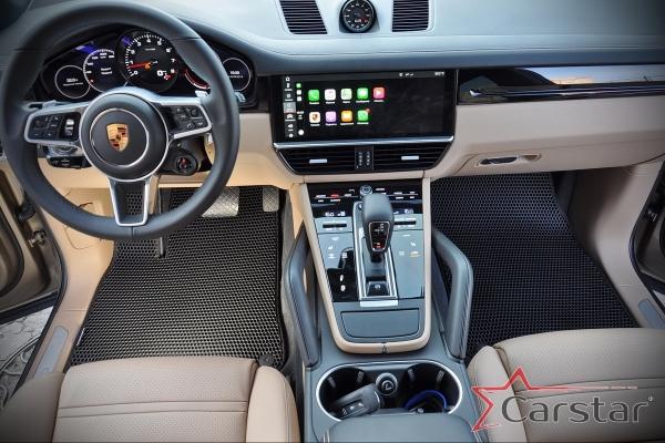Новый автомобиль на замерах Porsche Cayenne III