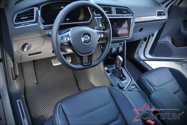 Проведены замеры нового VW Tiguan II