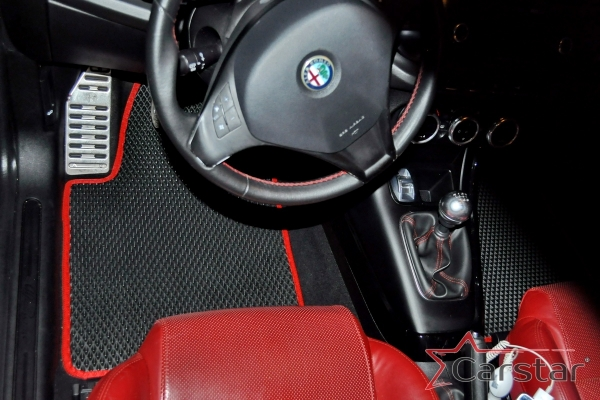 Провели замеры автомобиля Alfa Romeo Giulietta