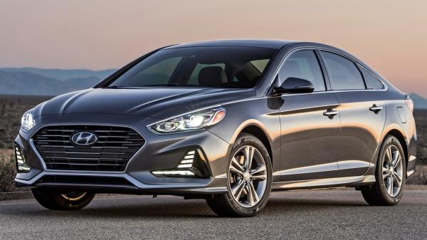 Сделали замеры автомобиля Hyundai Sonata VII
