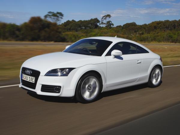 Новые лекала на Audi TT