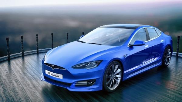 Tesla Model S в нашем каталоге!