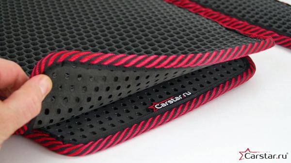 Новые двухcлойные коврики EVA от CARSTAR