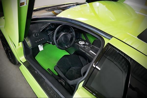 Список лекал пополнился Lamborghini Murcielago