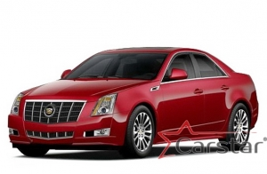 Cadillac CTS II седан (2007-2014)