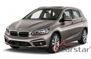 BMW 2 Active Tourer F45 (2014->)