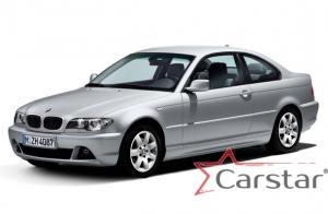 BMW 3 IV E46 купе (1998-2006)