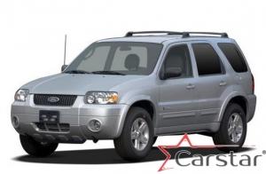 Ford Escape I (2000-2007)