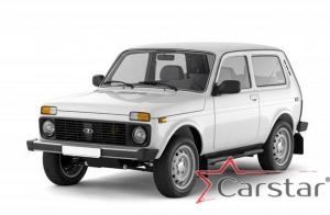 Lada 2121 Niva 3D (1977-2014)