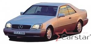 Mercedes-Benz CL-klasse I C140 (1992-2000)