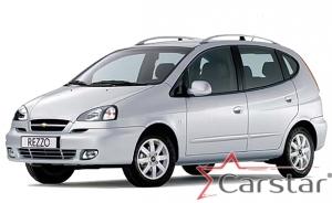 Chevrolet Rezzo (2000-2008)