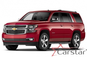 Chevrolet Tahoe IV (2014->)