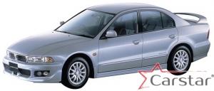 Mitsubishi Galant VIII пр.руль (1996-2003)