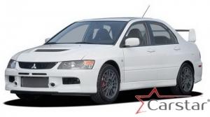 Mitsubishi Lancer Evolution_IX (2005-2007)