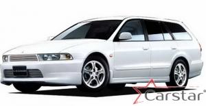 Mitsubishi Legnum пр.руль (1996-2003)