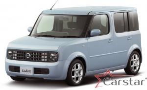 Nissan Cube II Z11 пр.руль (2004-2008)
