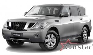Nissan Patrol VI Y62 (2010->)