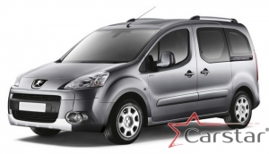 Peugeot Partner II (2008->)