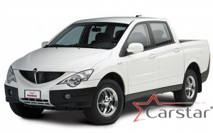 SsangYong Actyon Sports I (2007-2012)