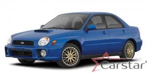 Subaru Impreza II (2000-2007)
