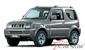 Suzuki Jimny III (1998-2018)