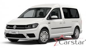 Volkswagen Caddy IV (2015->)