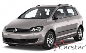 Volkswagen Golf VI Plus II (2009-2014)