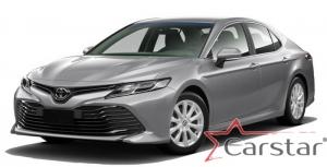 Toyota Camry XV70 (2017->)