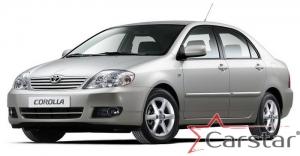 Toyota Corolla E120,130 IX (2000-2006)