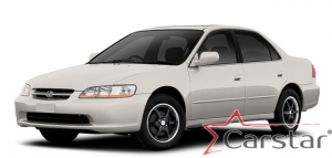 Honda Accord VI пр.руль (1997-2002)