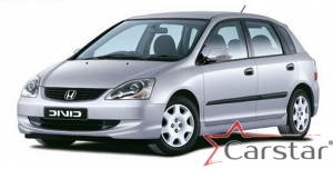 Honda Civic VII хэтч (2001-2006)