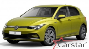 Volkswagen Golf VIII (2019->)