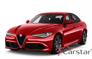 Alfa Romeo Giulia II (2016->)