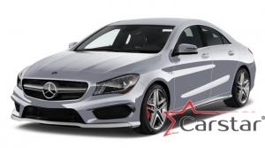 Mercedes-Benz CLA-klasse I С117_X117 (2013-2019)